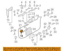 AUDI OEM 10-16 Q5 Front Door-Lock Actuator Motor 8J1837016F
