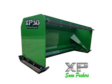 8 Xp30 John Deere Snow Pusher Withpullback Bar Tractor Loader Local Pick Up