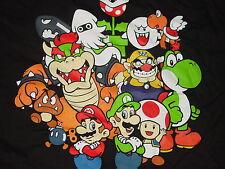 Official MARIO Brothers  NINTENDO  NEW Tag T-Shirt ... sz.... XXLarge  XXL  2XL