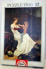 Educa Puzzle NEW Queen Bianca by Albert Edelfelt 1500 pieces
