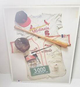 1993 Great Stan The Man Musial 3000 Hits Record Holder No12 Poster Print Art NEW