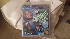 2 x PS3- LITTLE BIG PLANET2 + MORTAL KOMBAT VS DC UNIVERSE - GOOD WORKING