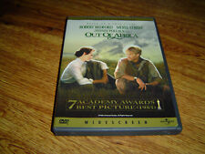 Out Of Africa-1985(DVD)*OOP*Robert Redford,Meryll Streep,Sydney Pollack