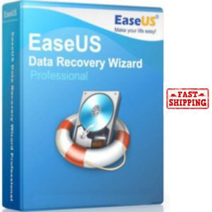 EaseUs Data Recovery Wizard Professional-Full Version-Lifetime License