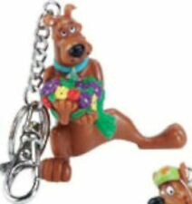 NWT SCOOBY-DOO: 3D PVC COLLECTIBLE KEYCHAIN: FIGURINE PEWTER KEY HOLDER: BOUQUET