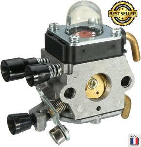 Carburateur Pour Taille Haie Hs45 Stihl Fs38 Fc55 Fs310 Zama C1Q S169B FR