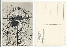 colle di sant elia cartolina d' epoca sacrario prima guerra mondiale 71020