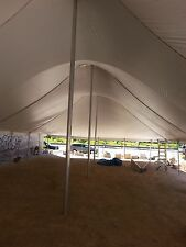 18' Tent Center Pole,  used Commercial, aluminum George Maser