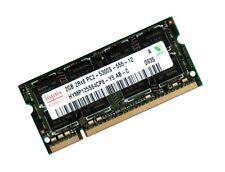 2GB RAM Speicher Netbook Acer Aspire One Happy (Bis N450) DDR2 667 Mhz Memory