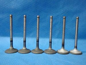 Ford Mercury 170 200 Intake Valve Set Mustang 1961-1964 C1DE6507A USA Made