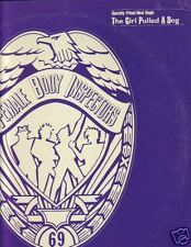 Female body inspectors-the girl pulled a dog-wb-single Vinyl Record