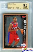 2008/09 Fleer #207 Eric Gordon ROOKIE SP BGS 9.5 Gem Mint