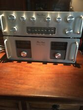 Phase Linear 400 Power Amplifier,& Phase Linear 2000 stereo Pre Amplifier