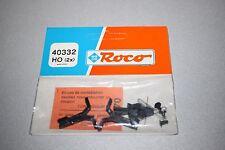 Roco 40332 2 Stück Kurzkupplung Spur H0 OVP
