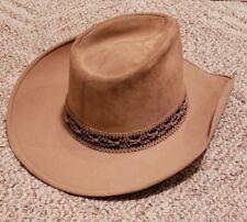 b5679f2dcdcd VINTAGE RESISTOL STAGECOACH SELF-CONFORMING COWBOY HAT Size 7 NICE