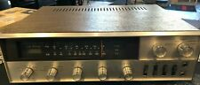 Vintage Lafayette LR-1000T Stereo Receiver Solid State Right Ch works but Hums