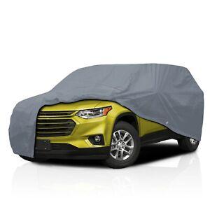 [CSC] Semi Custom Fit Waterproof Car Cover for Toyota Highlander SUV 2019-2021