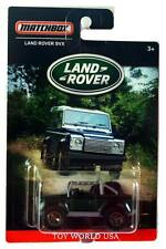 2016 Matchbox Land Rover Series Land Rover SVX