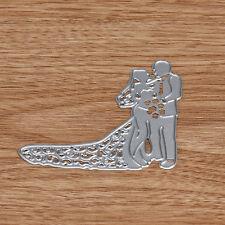 Wedding DIY Scrapbooking Metal Cutting Dies Stencils Paper Card Craft Handmade