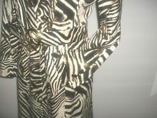Ladies coat animal print size 12 BRAND NEW WITH TAGS ATTACHED