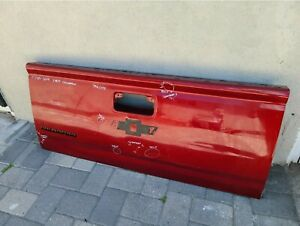 2015 2016 2017 2018 2019 CHEVY COLORADO LIFTGATE/TAILGATE OEM