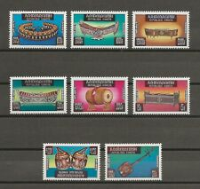 More details for cambodia ; khmer republic 1975 sg 394/401 mnh cat £950
