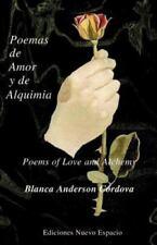 Poemas de Amor y de Alquimia (Paperback or Softback)
