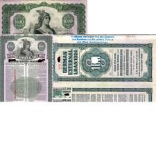 1924 German External Loan - Dawes Bond - Buyer's Guide