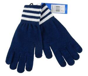 adidas Gloves Smarth PH blau/weiß Handschuhe Smartphone