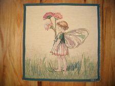 Tapestry panel DAISY FAIRY Cicely Mary Barker 14x14