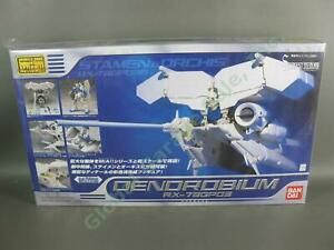 2001 Bandai Gundam Dendrobium RX-78GP03 S Mobile Suit MSIA 0083 Stamen Orchis