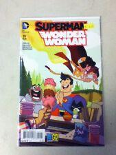 Superman Wonder Woman #19 Teen Titans Go Variant DC 2015 VF-NM
