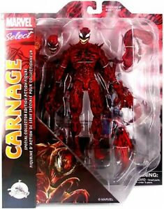 Marvel Select Carnage Action Figure [Collector Edition]