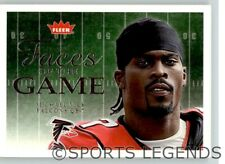 2006 Fleer Faces of the Game #FG-MV Michael Vick