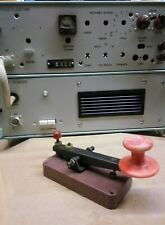 Vintage Classic training Telegraph key Soviet radio station Morse Code USSR