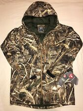 Mens Under Armour Storm Skysweeper Insulated Parka Realtree Max 5 1275190 Small