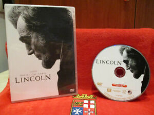 "DVD - LINCOLN ""Daniel Day - Lewis"" (20TH CENTURY FOX) 2012 Ling:Ita/Eng/Rus"