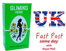40 Tea Bags GERMAN SLIMING HERB Green TEA Slimming Weight Loss