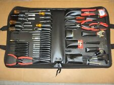 XCELITE TCS150ST 6C383 Electronics Technician Tool Set, , 51-Piece