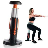 Squat Machine Unisex Lower Body Workout Machine Tone Sculpture Shape 2019