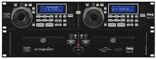 IMG Stage Line CD-292USB DJ-Dual-CD- und MP3-Spieler 17-144