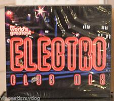 The World's Greatest Electro Club Mix (triple CD set 2007)