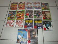 Riesige Spielesammlung, Ps3, Xbox 360, PC, Nintendo DS, 17 Stück, top