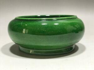 Green Chinese antique make Brush Washers