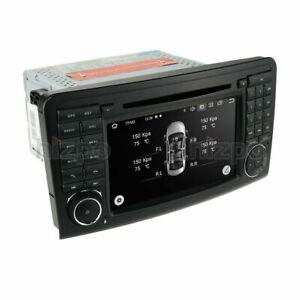 Für Mercedes BENZ W164 X164 GL320 ML350 7 zoll HD Autoradio GPS mit MP3 DVD DAB+
