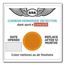 ASA Carbon Monoxide Detector - Aircraft Portable CO Detector - ASA-CO-D