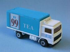 Matchbox Volvo Container Truck Co-op 99 Tea Promo Toy Delivery Truck 75mm