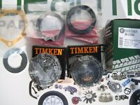 Land Rover Discovery 1, ALL MODELS, Wheel Bearing Kit, OEM TIMKEN, Front or Rear