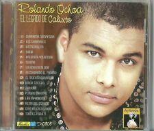 Rolando Ochoa El Legado De Calixto Latin Music CD New