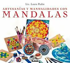 Artesanias y manualidades con Mandalas  Arts and Crafts with Mandalas -ExLibrary